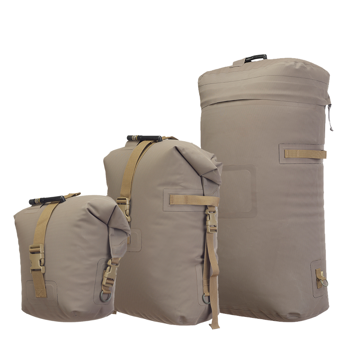 Sof Waterproof Bag System 3 Set