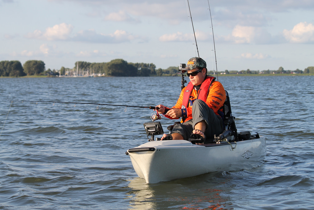 Tips for the beginner kayak fisherman watershed drybags for Beginner fishing kayak