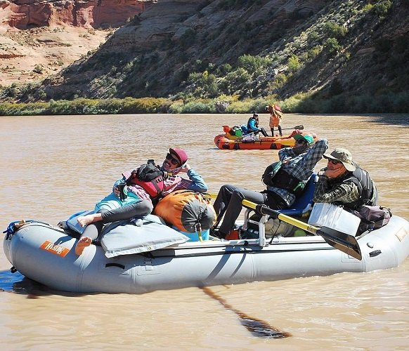 Guides River Rafting on the Colorado River