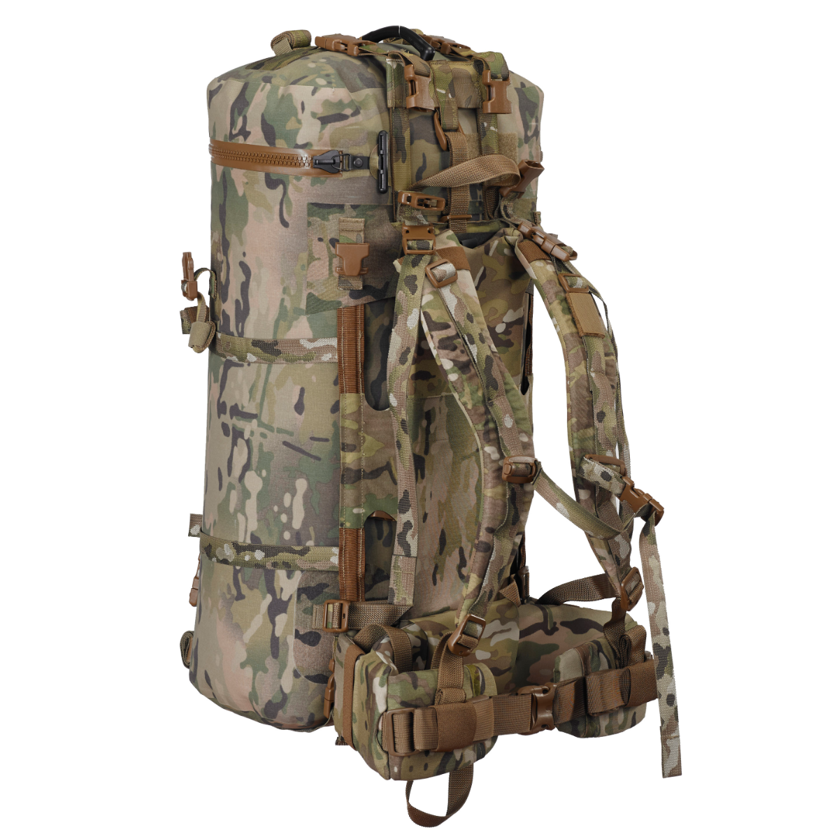 OTB 120™ Backpack, WITH Frame and Lift, Multicam