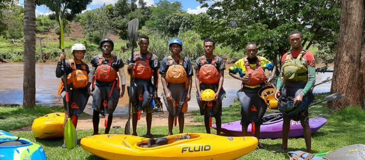 Savage Wilderness Youth Camp